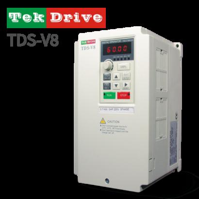 TDS-V8無感測向量控制變頻器